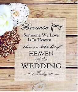 Burlap Wedding Decorations | eBay