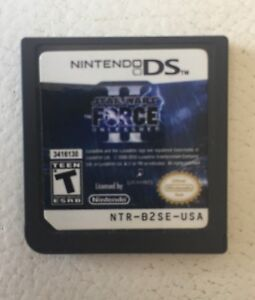 Nintendo DS Star Wars Force Unleashed Game. $6.00