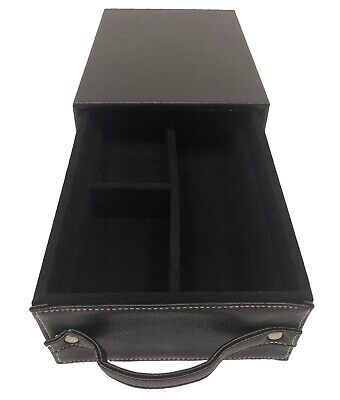 10 Inch Jewelry Coins Money Drawer Case Gun Safe