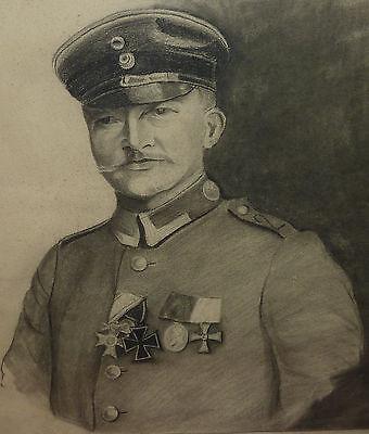 Soldat 1.WK 4 Orden Ordensspange Eisernes Kreuz Ludwig III. K�nig von Bayern