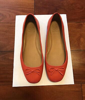 Tory Burch Women Laila2 Driver Ballet Shoes Size 6
