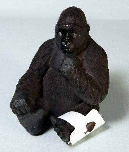 Eikoh Miniature Planet animal figure female lowland gorilla US seller new