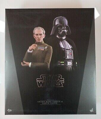 Hot Toys 1/6 Scale figure Star Wars GRAND MOFF TARKIN & DARTH VADER Set MMS434