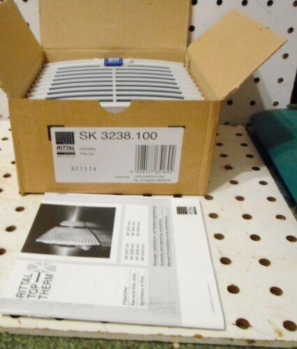 RITTAL FILTER FAN SK3238.100  NEW IN BOX