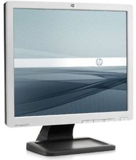 "MONITOR NEW HP LA1751G 17"" LCD COMPUTER DESKTOP WORKSTATION"