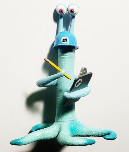 "Vintage 2001 Hasbro Monsters Inc. Ray 5"" Action Figure RARE HTF Disney Pixar"