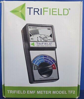 Trifield Emf Meter Tf2 Tritf2bk Rf Electric Magnetic Field Detection