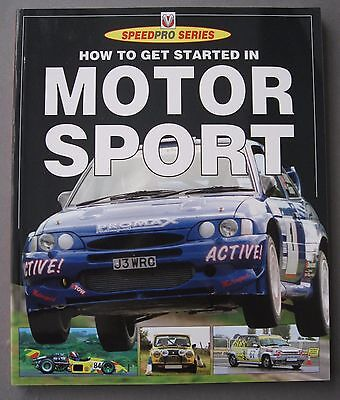 How to Get Started in Motorsport by Sam Collins (Paperback, 2003)