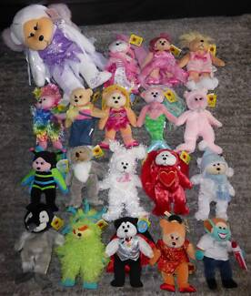 Beanie Bears/Babies NWT,  New with Tags Blair Athol Port Adelaide Area Preview