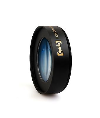 Opteka Achromatic 10x Diopter Close-Up Macro Lens for Sony E