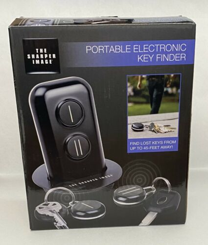 The Sharper Image Portable Electronic Key Finder