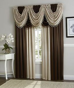 Luxurious Hilton Window Treatment Window Curtain Royal ...