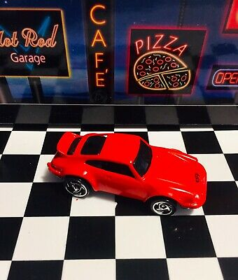 🏁 HOT WHEELS Vintage 1974 Red Porsche P-911 Turbo 🏁