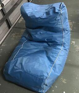 Kids Lounger Outdoor Bean Bag (Blue) Broadbeach Gold Coast City Preview
