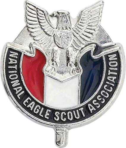 Boy Scouts of America National Eagle Scout Association Enamel Lapel Pin