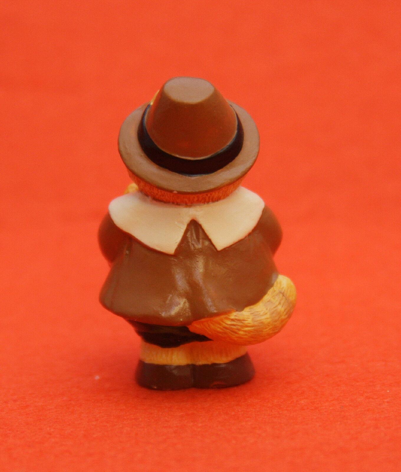 Hallmark merry miniatures thanksgiving 1995 cameron cat - Hallmark espana ...