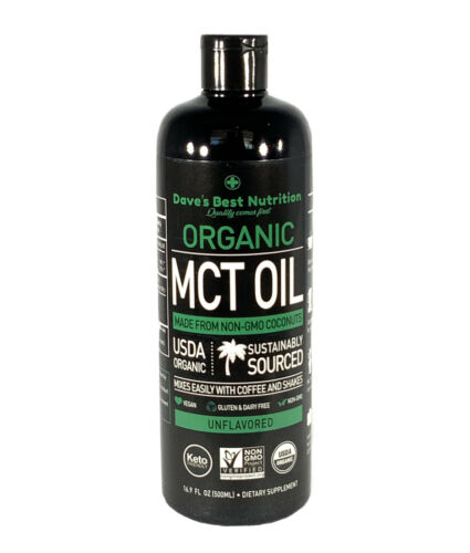premium mct oil keto and vegan diet