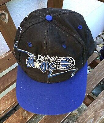 CAP - Orlando Magic 90ern basecap NBA Logo 7 Basketball rar selten vintage Käppi