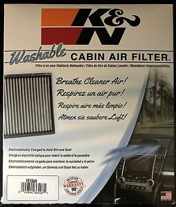 K & N Cabin Air Filter 2015-16 FORD F-150