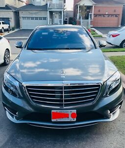2017 S Class AMG package