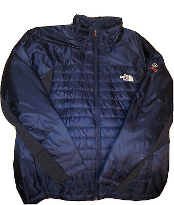 The North Face Summit Series Jacket XL Mens Blue Lightweight-Never Worn! Perfect