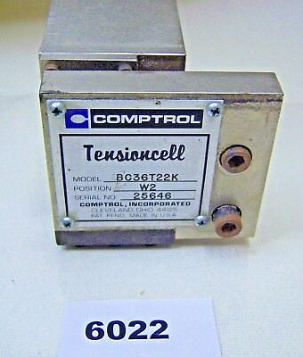 COMPTROL TENSION CELL BC36T22K