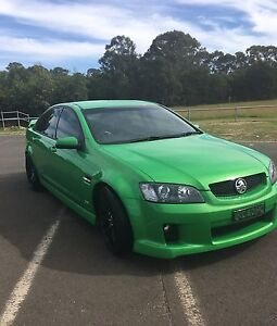 Holden Commodore ssv  VE  2007 6L , 6spd manual Lethbridge Park Blacktown Area Preview
