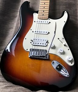 Fender American Standard Stratocaster w/ S-1 Switching and OHSC