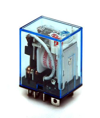 Relay LY2N LY2 110VAC 110V 120VAC 120V AC 10A 240VAC 28VDC 1pc