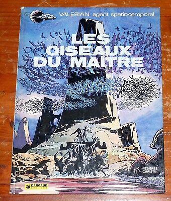 Valerian, agent spatio-temporel : Les oiseaux du maître 1973