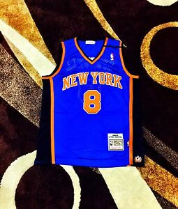 Latrell Sprewell New York Knicks #8 Year 98-99 NBA VERY RARE Annandale Leichhardt Area Preview