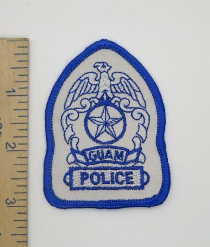 GUAM POLICE PATCH Original Vintage