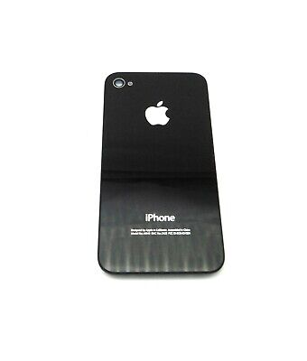 For Apple iPhone 4 4s  Back Glass  Cover Case