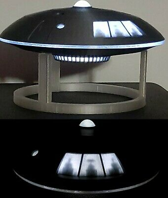 Jupiter 2 in Flight [from Lost in Space] - Large - with stand and lights