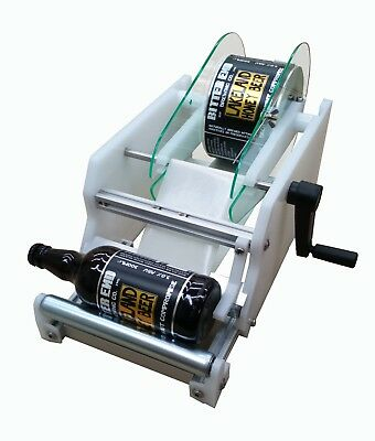 Labelroo Bottle Labelling Machine Label Applicator - Micro Brewery Wine Gin