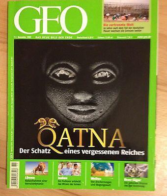 GEO Magazin, Heft November 11 2009: Qatna