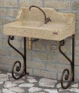 Lavandino acquaio completo di accessori fontana lavello giardino ebay - Lavandino per giardino ...