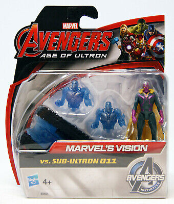 Marvel - Avengers - Age of Ultron - Vision Vs. Sub-Ultron 011 - ca. 7cm - B3421