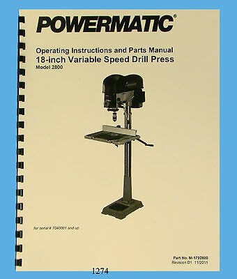 Powermatic Drill Press Parts Top Deals Lowest Price Superoffers