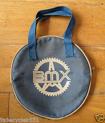 Very Rare Specialites TA BMX Sprocket Bag Vintage Old School Chainwheel Bag