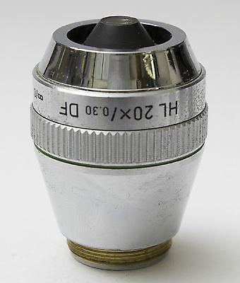 Leitz Hl 20x 0.30 Df Infinity Microscope Objective