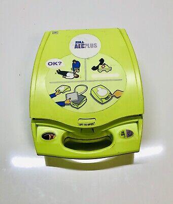 Zoll Aed Plus Defibrillator 1 Cpr-d-padz Semi Automated External Defibrillator