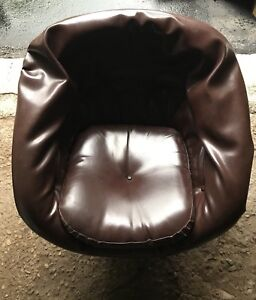Funky Egg Shaped Lounge Chair