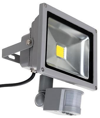 LED Fluter Flutlicht Strahler mit Bewegungsmelder 10W-100W Außen Scheinwerfer DE