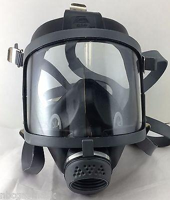Scott Sea Domestic Preparedness Front Port  Fp  40Mm Nato Nbc Gas Mask New
