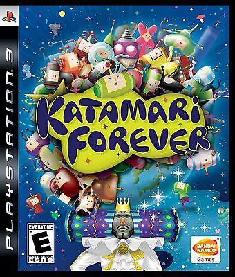 Katamari Forever (PlayStation 3, PS3) Brand New