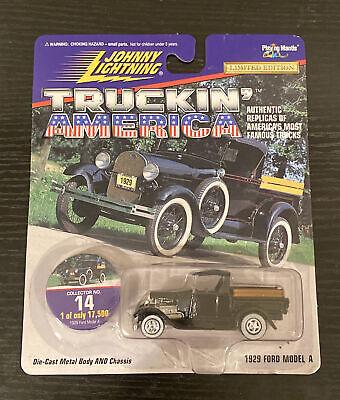 Johnny Lightning 1929 Ford Model A Truck Truckin' America 1/64