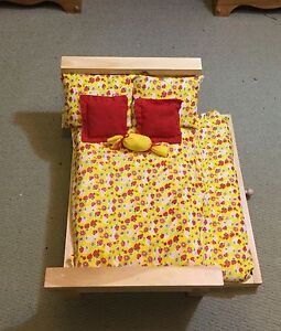 Trundle bed for American girl doll