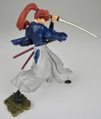 """Rurouni Kenshin- Tokugawa Era Himura Kenshin- Story Image Figure- 4.5"""""""