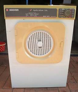 Hoover Apollo Deluxe 5.0 kg Dryer Castlecrag Willoughby Area Preview